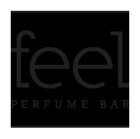 feel perfume logo