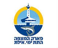 לוגו המצפה התת ימי